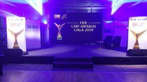 Obsługa barmańska The CMF AWARDS GALA 2019